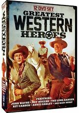 Greatest Western Heroes: John Wayne - Roy Rogers - The Lone Ranger - Kit Carson