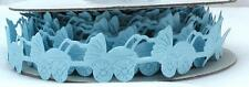 Blue Pram Ribbon Christening Favours Decorations Baby Shower
