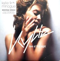 Kylie Minogue CD Single Love At First Sight - France (VG+/M)