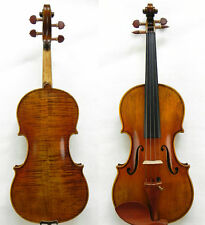 Guarneri 1744 Ole Bull Violin Copy!Amazing Sound#W7719