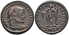 More details for galerius (305-306 ad) ae follis. serdica #bf 7754