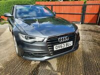 AUDI A6 3.0 automatic 2013 83000MIL