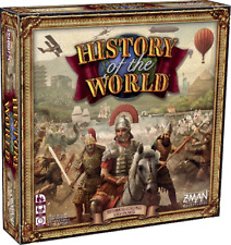 Z-man Games Zmg005 History of The World Multicoloured