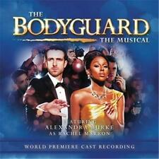 BODYGUARD THE MUSICAL WORLD PREMIER CAST RECORDING SOUNDTRACK CD NEW