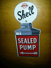 Shell Collectable Petrol Advertising