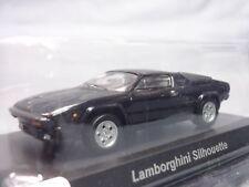 Kyosho Lamborghini Silhouette 1/64 Scale Box Mini Car Display Diecast CA3463