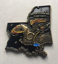 Baton Rouge BN Rough Riders Recruiting Commander's Excellence Challenge CoinF24