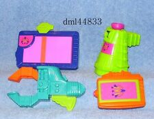 1995 McDonalds Space Rescue Complete Set - Lot of 4, Boys & Girls, 3+