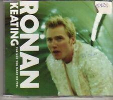 (BX675) Ronan Keating, The Way You Make Me Feel - 2000 DJ CD