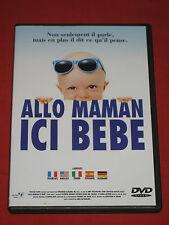 ALLO MAMAN ICI BEBE - John Travolta/Kirstie ALLEY -  DVD