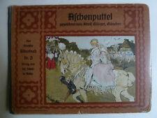 Märchen, Aschenbrödel, Märchen Aschenbrödel, Scholz Kinderbücher, Kinderbücher