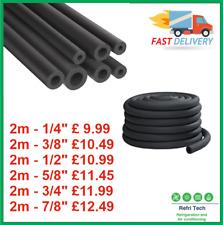 Armaflex/kaiflex Cobre Tubo Tubo flexible, bobina de 2M de aislamiento revestimiento