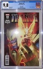 Thanos #14 CGC 9.8 2nd Appearance of Cosmic Ghost Rider -Rahzzah Phoenix Variant