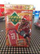 Upper Deck 2007-08 Mini Jersey Box
