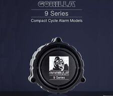 Gorilla Motorcycle Alarm 9100 with 2 way pager system