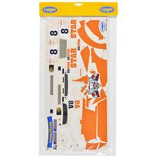 Decal Sheets 1:10 V8 Star 8 Sticker Carson 69071 800033
