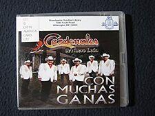 Con Muchas Ganas [Audio CD] Cardenales De Nuevo Leon