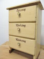 Schubladenschrank,Putzschrank,Antik,Vintage,Kommode,Vorratsschrank,Schrank