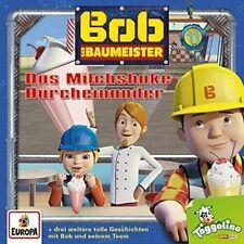 BOB der BAUMEISTER  Hörbuch 11 - Das Milchshake Durcheinander  - NEU - (CD70)