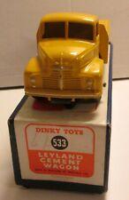 Dinky Toys,  533 Leyland Cement Wagon,    original