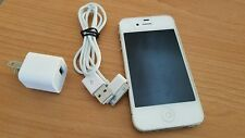 Apple iPhone 4s - 8GB - White (AT&T) A1387 - Locked!