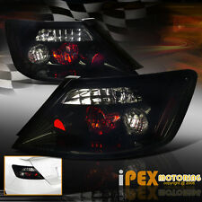[ BlackOut ] 2006-2011 Honda Civic 2Dr Coupe JDM Dark Smoke Tail Lights FG