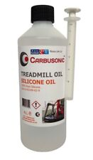 Treadmill Silicone Oil Lubricant - 250 ml, extends your treadmills belt life.