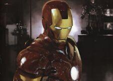 Marvel Iron Man Gerald Parel Lithograph/Print BEST BUY PROMO 12x10 INFINITY WAR