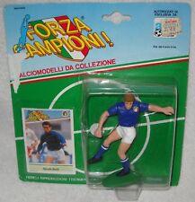 #4339 Nrfc Kenner Forza Campioni! Nazionale Nicola Berti Soccer Figure