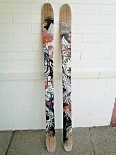 New listing Atomic Coax 183cm Twin Tip Skis Mounted Once / Minty Condition