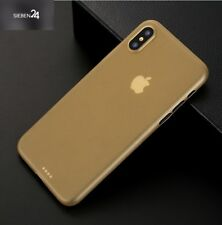 Skinny Case 0,3mm UltraSlim iPhone X 10 Schutz Hülle Cover Schale ultradünn Back