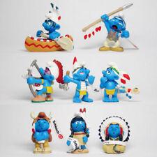 Figurines Schtroumpfs SCHLEICH INDIENS au choix NEUF (Smurf Pitufo Puffi)