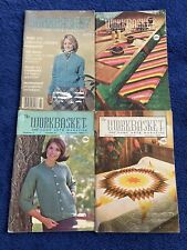 """Workbasket Magazines from """"65, '66, and '78"""