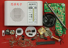 NEW  AM FM Radio Kit Parts CF210SP Suite For Ham Electronic Lover Assemble DIY