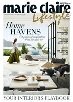 MARIE CLAIRE AUSTRALIA LIFESTYLE 2020 ISSUE No 2 YOUR INTERIOR PLAYBOOK (NEW)