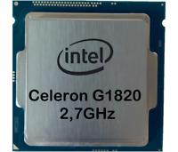 Intel Celeron G1820 Prozessor 2x 2,7GHz CPU Sockel LGA1150 TOP Zustand