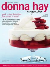DONNA HAY Magazine Issue 54, Time to Celebrate, Fast Fresh Simple, Collectable