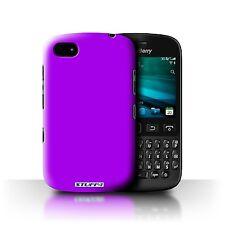 Stuff4 Phone Case/back Cover for Blackberry Leap /colours Purple