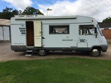 Motor home Hymer 640 Starline