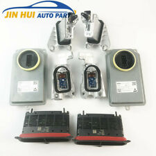 BMW 5 Series F10 F18 2012-17 Full LED headlight modules and light source 7440878