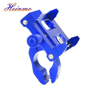 Universal Motorcycle Bike Bicycle Handlebar For CellPhone GPS Stand Holder Mount