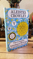 SIGNED - Aleister Crowley The Complete Astrological Writings - Occult Rare Magic