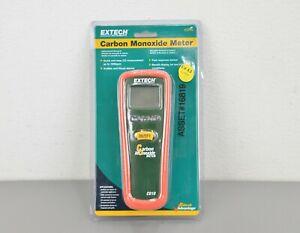 Extech Instruments CO10 Carbon Monoxide Meter (24788 F22)