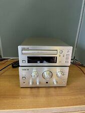 More details for teac h300 system - a-h300 amp, pd-h300c cd player