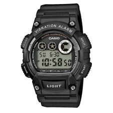 Casio Mens Digital LCD 100M Sports Watch with Chrono & Alarm etc - Model W735H