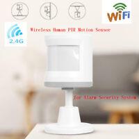 Tuya Wireless Human Motion Sensor PIR Detector WIFI for Alarm Security System