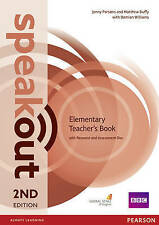 Speakout Elementary 2nd Edition Teacher's Guide with Resource & Assessment Disc