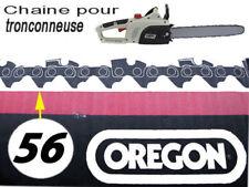 Chaine tronconneuse OREGON  guide coupe  56 maillons entraineur 3/8 1.3