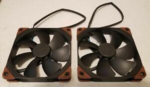ONE - Noctua NF-A14 iPPC-2000 Heavy Duty Cooling Fan 3-Pin 2000 RPM 140mm Black