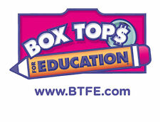BOX TOPS FOR EDUCATION BTFE 100 TRIMMED & UNEXPIRED EXPIRES 2020-2021